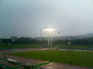 草薙陸上競技場。