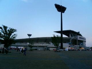 熊谷スポーツ文化公園陸上競技場