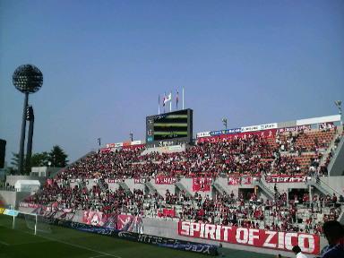 NACK5スタジアム。