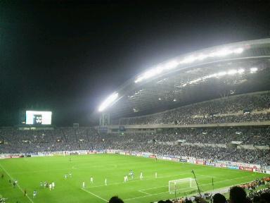 埼玉スタジアム2002<br />  。